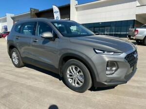 2020 Hyundai Santa Fe TM.2 MY20 Active Grey 8 Speed Sports Automatic Wagon Muswellbrook Muswellbrook Area Preview