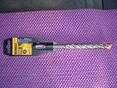 Lot Of 5 Dewalt Dw5446 58 X 8 X 6 Hammer Masonry Drill Sds Plus New 4tg45