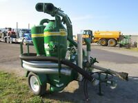 Walinga 5510 Grain Vacuum - Totally Rebuilt