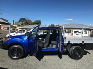 2015 Mazda BT-50 MY16 XT (4x4) Blue 6 Speed Manual Gloucester Gloucester Area Preview