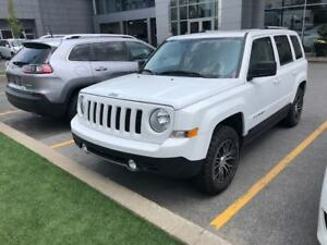 2017 Jeep PATRIOT HIGH ALTITUDE-TOIT-4X4-CUIR-MAGS-AUTO