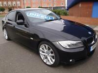 11 BMW 320D EFFICIENTDYNAMICS 4 DOOR DIESEL £20 A YEAR ROAD TAX