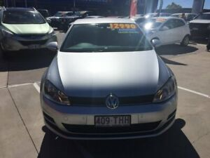2013 Volkswagen Golf VII MY14 90TSI DSG Comfortline Silver 7 Speed Sports Automatic Dual Clutch Maryborough Fraser Coast Preview