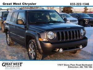 2016 Jeep Patriot High Altitude - ONE OWNER/ NO ACCIDENTS/ LEATH