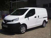 Nissan Nv200 1.5 DCI ACENTA EURO 5 DIESEL MANUAL WHITE (2014)