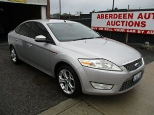 2007 Ford Mondeo MA Zetec Silver 6 Speed Automatic Sedan West Perth Perth City Area Preview