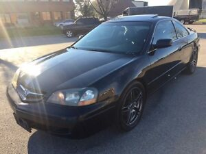 2003 Acura CL Type S Coupe (2 door) 6 SPEED TRANSMISSION