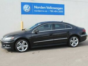 2015 Volkswagen CC LOADED 2.0T HIGHLINE R LINE - VW CERTIFIED
