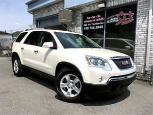 2011 GMC Acadia SLE2 AWD 7 Passagers