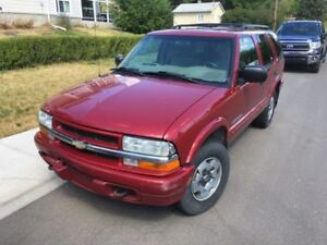 2003 Chevrolet Blazer - Motivated to sell!!