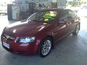 2008 Holden Commodore VE 60th Anniversary Maroon 4 Speed Automatic Sedan Bungalow Cairns City Preview