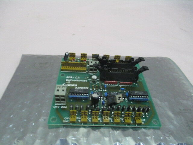 Canon Appex 8410-AIM-004-2, PCB Board, ADR-V 2, ASEI-V2 8410-AIM-003-2. 417227