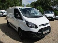 2014 Ford Transit Custom 2.2TDCi NO VAT 290 L1H1 70000 MILES GUARANTEED