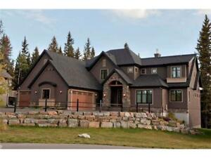 BEAUTIFUL ACREAGE HOME WITH MOUNTAINS AND NATURE VIEWS