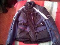 Buffalo jacket and trousers