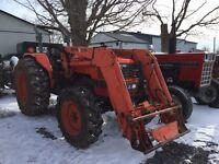 Kubota M5700DT Tractor