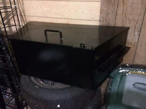 New Steel Trailer Toolbox