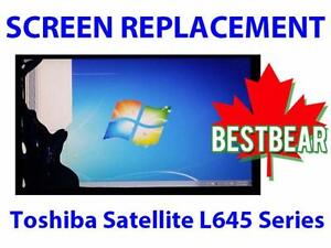 Screen Replacment for Toshiba Satellite L645 Series Laptop