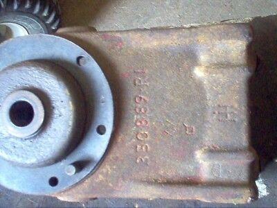 Ih Farmall Fcub Cub Tractor Lower Axle Bolster Bar Implement Pocket 350889-r1