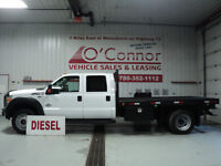 2012 Ford F450 XLT Dually Diesel 4X4 11Ft Deck $37000