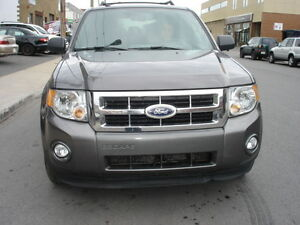 2011 Ford Escape GRIS VUS