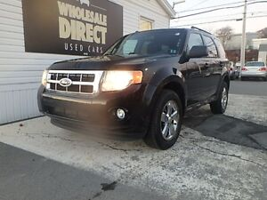 2010 Ford Escape SUV  XLT 4WD 2.5 L