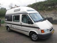 1998 AUTOSLEEPER DUETTO 2 BERTH CAMPERVAN # SALE AGREED #