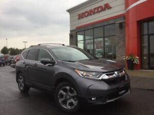 2017 Honda CR-V EX - FLAWLESS