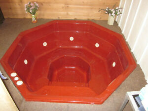 hot tub inside buy sell items tickets or tech in toronto gta kijiji classifieds. Black Bedroom Furniture Sets. Home Design Ideas