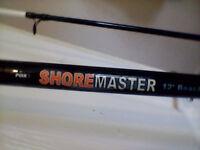 Fox ShoreMaster Fishing Rod. Only £50.