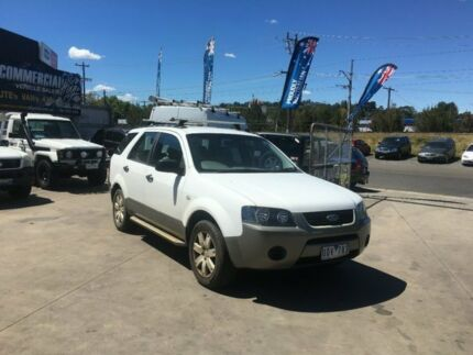 2006 Ford Territory SY TS (RWD) 4 Speed Auto Seq Sportshift Wagon Lilydale Yarra Ranges Preview