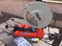 RIDGID 590L Chop saw