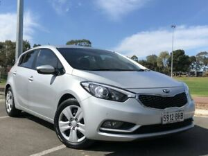 2015 Kia Cerato YD MY15 S Silver 6 Speed Sports Automatic Hatchback Nailsworth Prospect Area Preview