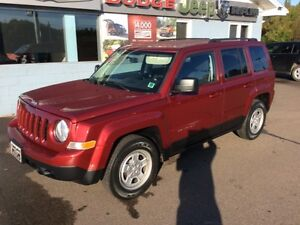 2011 Jeep Patriot Sport