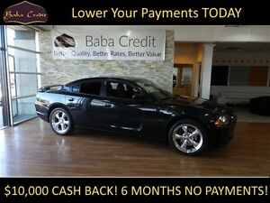 *SPRING CLEARANCE* 2011 Dodge Charger R/T $140 Bi-Weekly O.A.C.