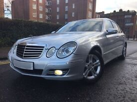 MERCEDES E280 V6 DIESEL AUTOMATIC 2006 FACELIFT FIRST TO SEE WILL BUY