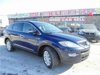 2008 Mazda CX9 AWD, 7Pass., Touring PKG. Leather, Roof, TV/DVD
