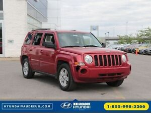 2010 Jeep Patriot Sport AWD AUTO A/C GR ELECT MAGS