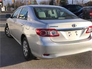 Toyota Corolla 2012 ,PW,PL,HS,A/C.
