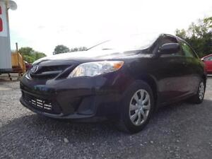2012 Toyota Corolla CE ***Pay Only 42.73 Weekly OAC ***