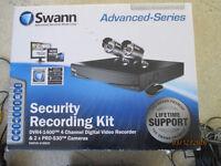 Swann CCTV system