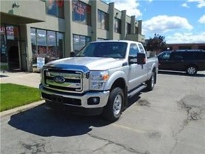 2011 Ford F-250 XLT EXTENDED SHORT BOX