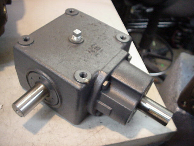 New Emerson EPT browning bevel right angle gear drive box 1.5:1 ratio 9HB1-SN15