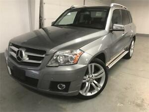 2010 Mercedes-Benz GLK 350|SENSORS|PANO|LEATHER|NO ACCIDENTS