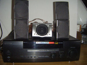 Kenwood Surround sound Receiver for sale