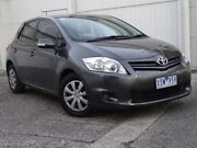 2010 Toyota Corolla ZRE152R MY10 Ascent Grey 4 Speed Automatic Hatchback Bundoora Banyule Area Preview