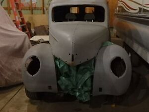 Very solid 40 Ford Panel