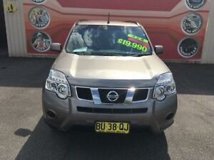 2013 Nissan X-Trail T31 Series V ST Grey Constant Variable Wagon Gosford Gosford Area Preview