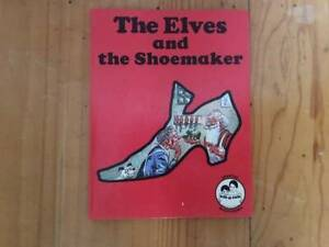 The Elves and the Shoemaker -- Tell-a-Tale Book.