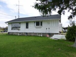 Two Bedm Home on Delamere Rd. Alban, Ont.